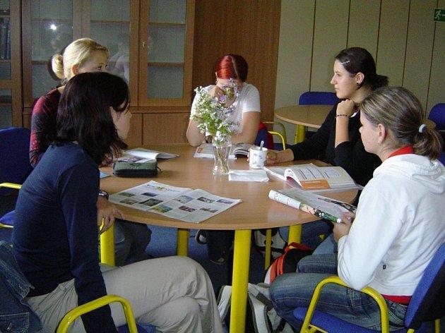 Na Studentský den se žáci chotěbořského gymnázia těší celý rok.
