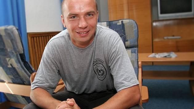 Byl u toho. Profesionální hasič z Jihlavy Jaromír Poul zasahoval na Orlickoústecku, kde řádí virus ptačí chřipky.