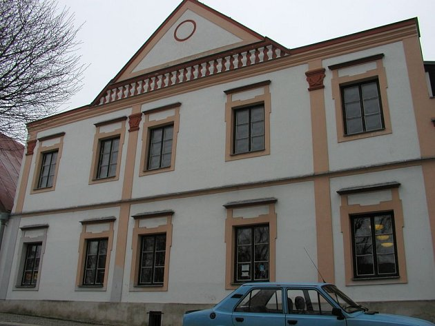 Kurfűrstův dům v Přibyslavi.