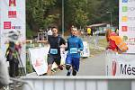 V sobotu v havlíčkobrodském areálu Plovárenská proběhl za účasti 750 běžců třetí ročník B:GROUP Havlíčkobrodského půlmaratonu, který se stejně jako v minulých letech konal pod záštitou Města Havlíčkův Brod.