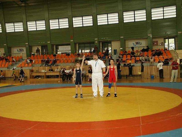 Brodští zápasníci se výkony, které  podaly za českou reprezentaci, rozhodně neztratili.
