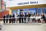 Slavnostní otevření přístavby ZŠ Ždírec nad Doubravou.