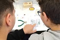 Workshop řemeslných dovedností.