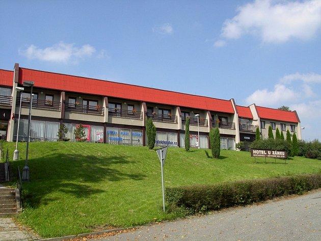 Hotel U zámku.