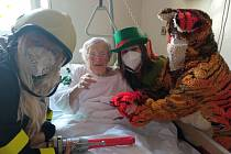 Masopust v pelhřimovské nemocnici