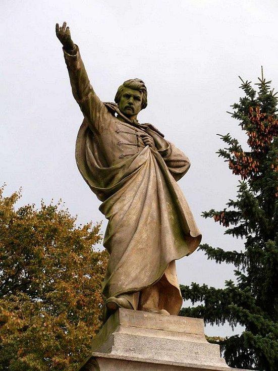 Oslavy výročí Karla Havlíčka Borovského.