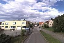 Ulice Hrnčíře. Archivní snímek.