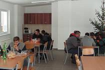 Žáci světelského učiliště České zemědělské akademie už tráví svoje pauzy v pěkném prostředí.