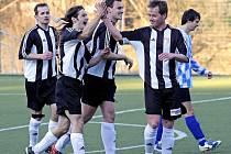Body. Na ty nedosáhli v utkání s Budíkovem koželští fotbalisté, i když byli dvakrát v obětí po vstřeleném gólu.
