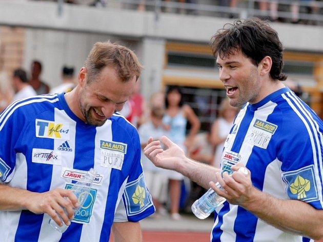 Hlavním bodem programu bude exhibiční fotbalové utkání Jágr teamu s výběrem osobností.