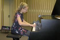 Porota měla těžkou práci. Okresní klavírní soutěž trvala v Brodě celý den.
