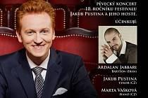Jakub Pustina a jeho hosté se představí i v Chotěboři.