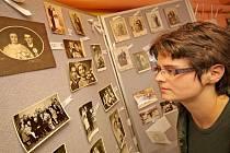 Svatební fotografie z přelomu minulého století i staré pár let, ty všechny byly k vidění na výstavě ve světelské Rolničce.