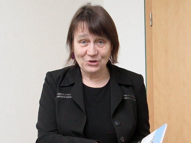 Anna Šabatová.