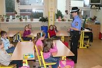 Preventivní akce pořádají městští strážníci pro děti v Brodě pravidelně.