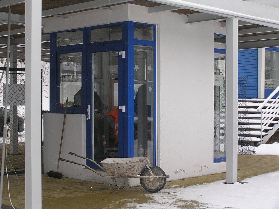 Koupaliště v Brodě prochází rekonstrukcí