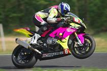 Mladým závodníkům bude pomáhat jeden z brodských jezdců Michal Prášek.