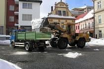 """Zima se blíží. Technické služby v Chotěboři jsou připraveny zvládnout sebevětší sněhovou """"nadílku""""."""