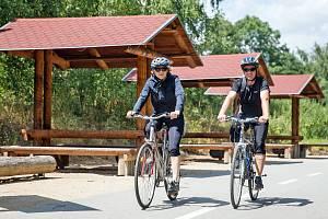 Cyklostezka Přibyslav – Sázava