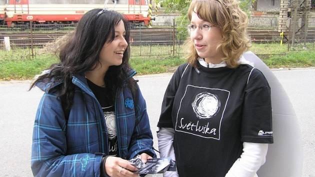 Patronkou projektu Světluška se opět stala Aneta Langerová.