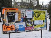 V Žižkově Poli se zřejmě žádný velký volební souboj nevede.