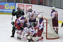 V prodloužení se povedlo mladším dorostencům HC Rebel dokonat druhý obrat v zápase proti Mladé Boleslavi. Rozhodijící branku vsítil Bláha a mohl se tak radovat z výhry 4:3.