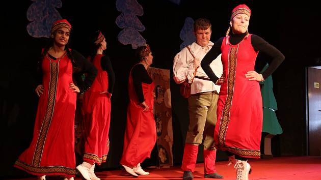 Představení Mrazík