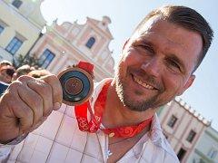Bývalý český zápasník v řecko-římském stylu Marek Švec z Havlíčkova Brodu má vysněný olympijský bronz.