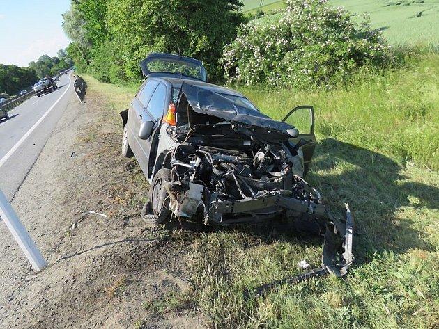 Jednou z nejčastějších příčin nehod je rychlost jízdy.