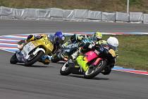 Celkovým vítězem může být havlíčkobrodský závodník Michal Prášek v jeho úvodní sezoně v kubatuře Superstock 600ccm. V Poznani musí udržet tříbodový náskok.