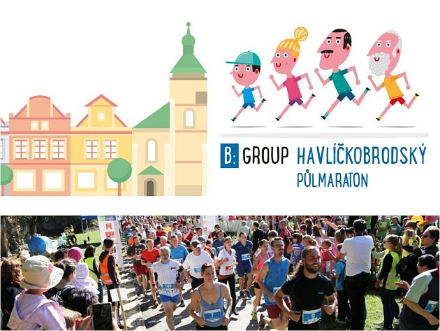 Loňský ročník půlmaratonu se těšil značnému zájmu veřejnosti.