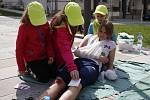 Okresní kolo soutěže mladých zdravotníků v Havlíčkově Brodě