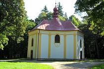 Poutní kostelík u sv. Anny u Pohledu skrývá vzácné varhany a oltář, oboje nutně žádá opravu za miliony.