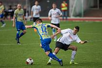 Havlíčkobrodští trenéři protočili více než dvacet fotbalistů ve dvou zápasech.