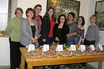 V pořadí již druhý ročník soutěže  Doberské sekanobraní patřil ženám.