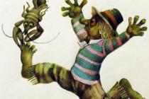 Výstava ilustrací z pohádek