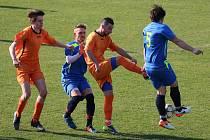 Mírovka zajížděla k derby do Štoků, kde prohrála 5:2.
