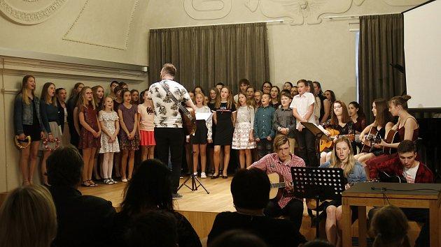 Předávání Sportovních a kulturních cen města Havlíčkův Brod