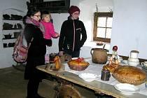 Na Michalově statku se zastavil čas. O víkendu tam na lidi dýchl duch staročeských Velikonoc.