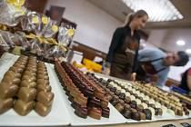 Čokoládový festival v Havlíčkově Brodě v neděli skončí.