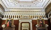 V letošním roce majitelé opravili barokní exteriérové průčelí zámku a barokní část na nádvoří. Záchrany se dočkal i strop v Rytířském sále.
