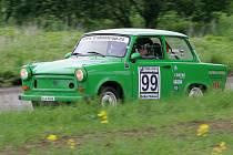 Jezdci budou muset ve dvou etapách Rallye Světlá celkem absolvovat jedenáct rychlostních zkoušek.