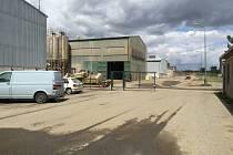 Lidem z Ovesné Lhoty vadí silný zápach z bioplynové stanice, která je v areálu firmy Agroprodukt plus.