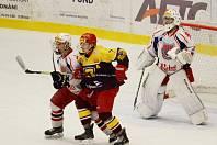 Hokejovým juniorům se příliš nedaří. Už prohráli šestý zápas v řadě.