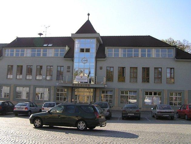 Přibyslavská radnice.