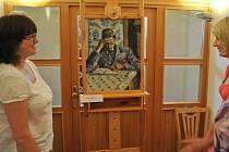 V havlíčkobrodské Galerii výtvarného umění byla slavnostně zahájena dlouho očekávaná výstava kreseb rodáka z Petrkova, Bohuslava Reynka (letos si připomínáme 120. výročí jeho narození),  jeho přítele ze studií a rodáka z Českého Herálce, kreslíře Jaroslav