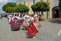 Už XII. ročník folklorního festivalu se konal ve Světlé nad Sázavou.