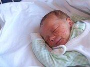 Adam Pech, Veselý Žďár, 05. 02. 2011, 3110 g