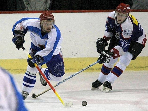Na úspěchu světelských hokejistů se podepsala první pětka, která nadělila soupeři všech šest branek.
