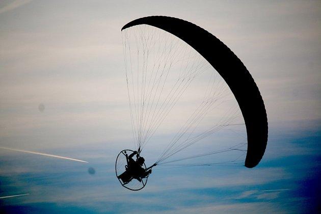 Poetika paraglidingového létání.